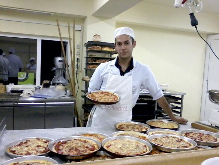 Bäcker- und Konditorenausbildung