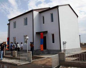 Haus im Dorf der Hoffnung