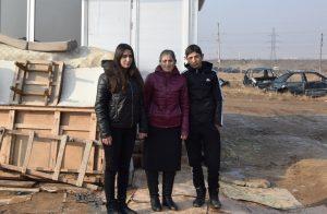 Familie Tatikjan Armenien