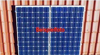 Solarpaneele Beispielfoto