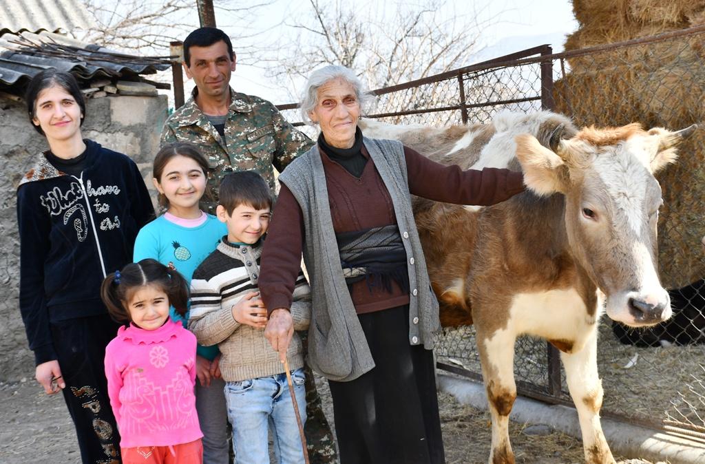 Familie Nasarjan