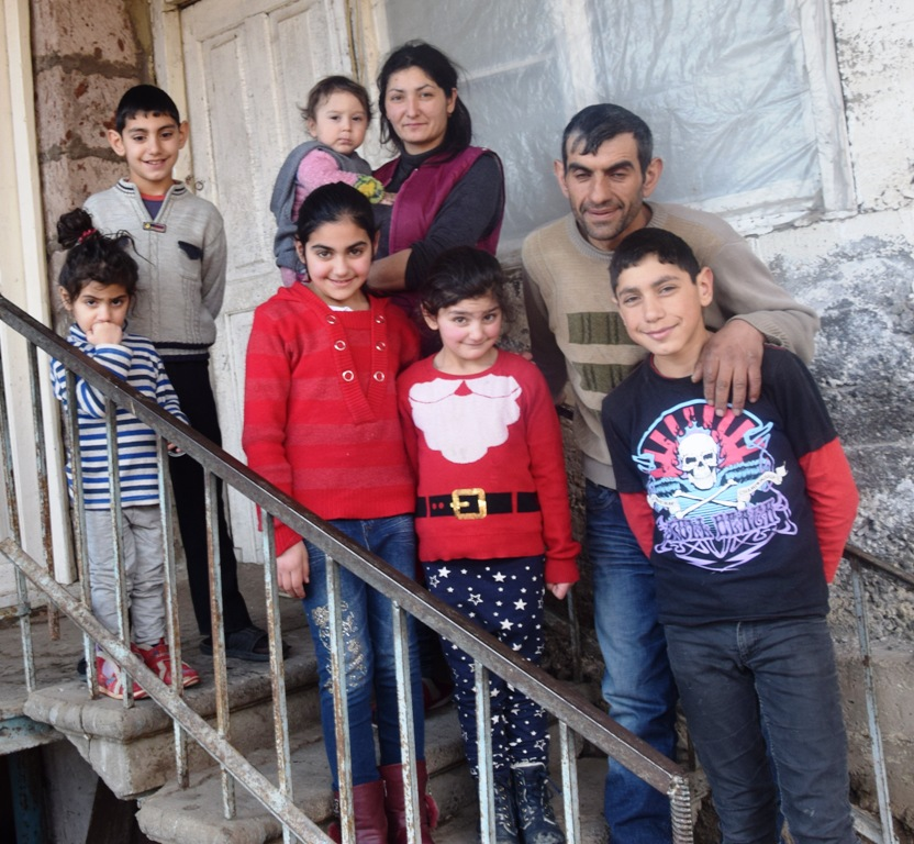 Familie Galstjan